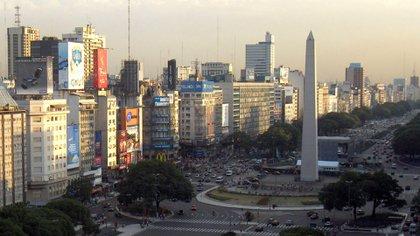 Buenos Aires es la segunda ciudad más segura de Latinoamérica, de acuerdo con el índice de The Economist (Foto: Wikipedia)