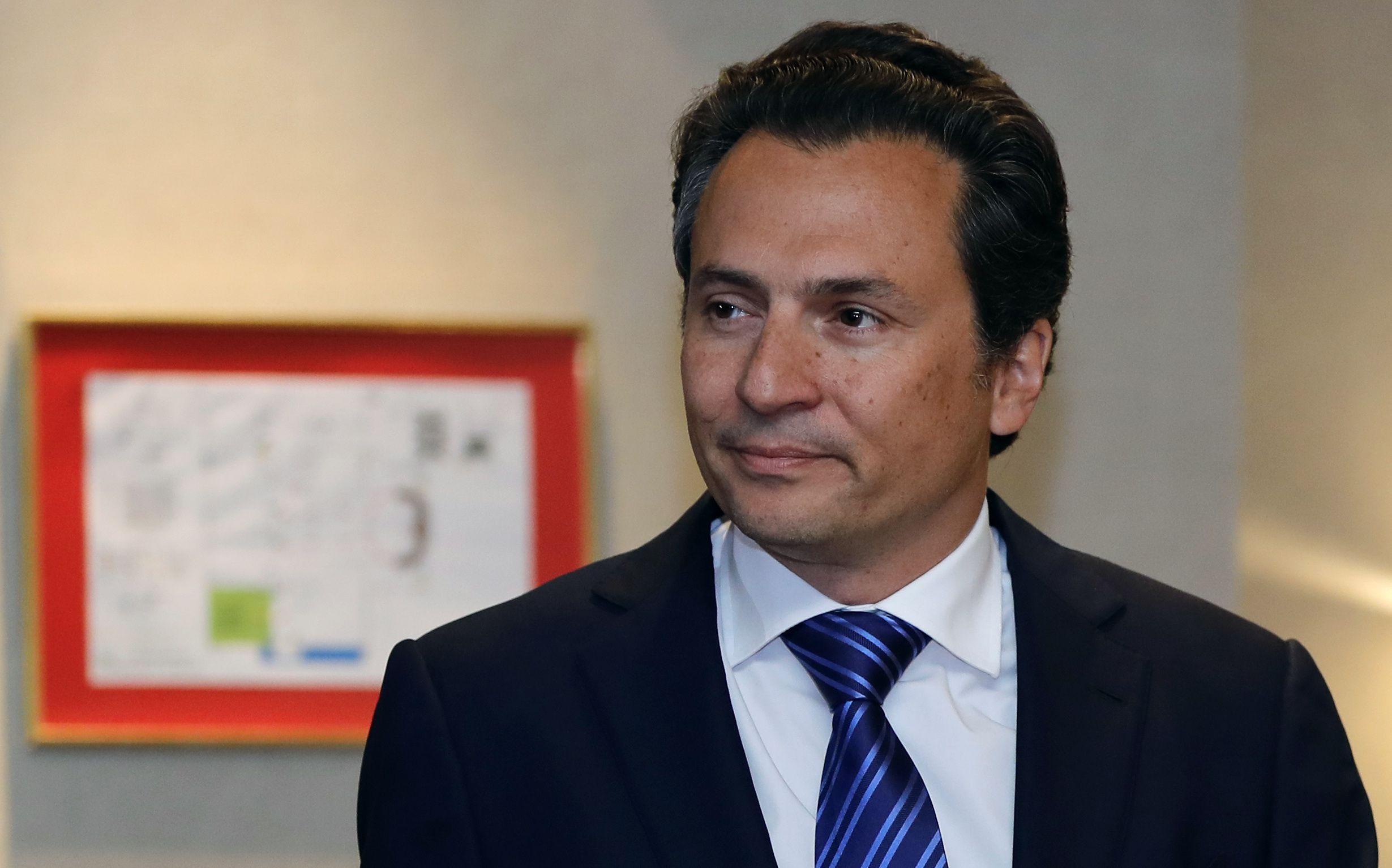 Emilio Lozoya (Foto: EFE)
