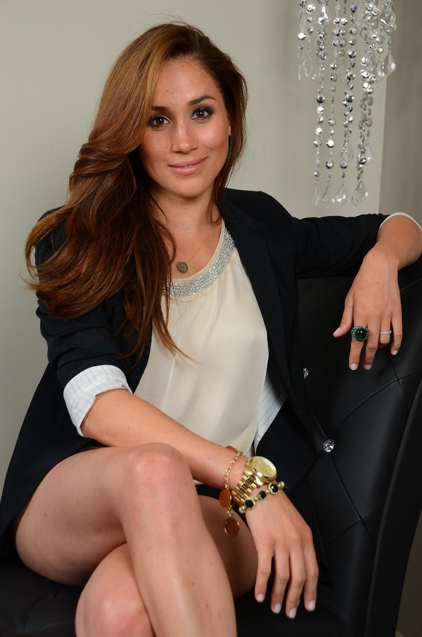 Meghan Markle estudió relaciones internacionales, fue modelo, brilló en la serie Suits y fue embajadora de la ONU