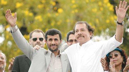 La relación entre los regímenes de Irán y Nicaragua se afianzaron durante el gobierno de Mahmoud Ahmadinejad