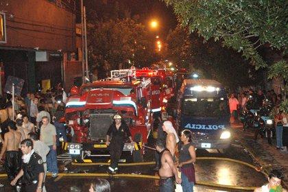 No hubo una organización certera entre todas las unidades de seguridad y de sanidad en la escena de la tragedia