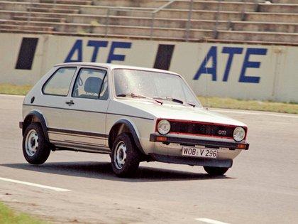 El Golf GTI fue el modelo deportivo más económico de la marca alemana (Volkswagen)