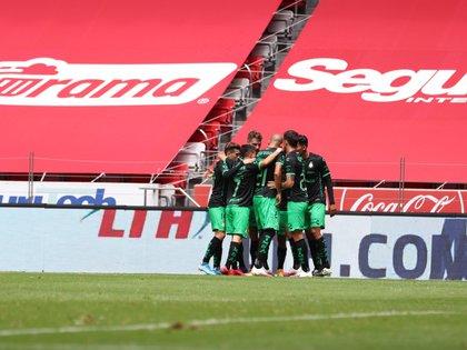 (Foto: Cortesía/ Club Santos)