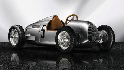 Un Type C recuperado por Audi luego de la Guerra Fría.