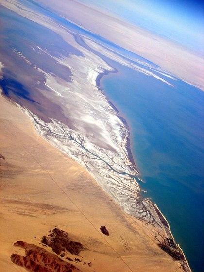 Mar de Cortés (Foto: Flickr)