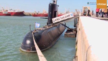 (Armada Argentina)