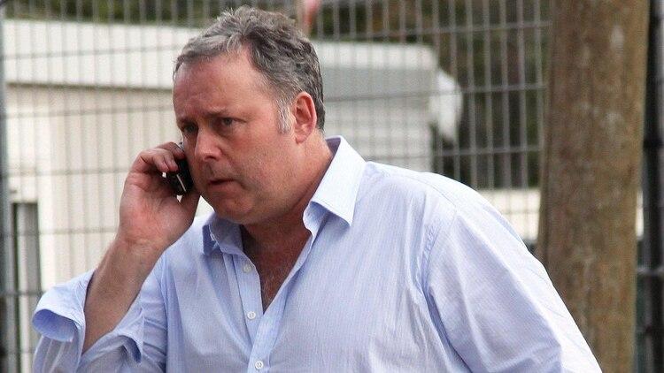 Willie Mckay es un reconocido agente británico