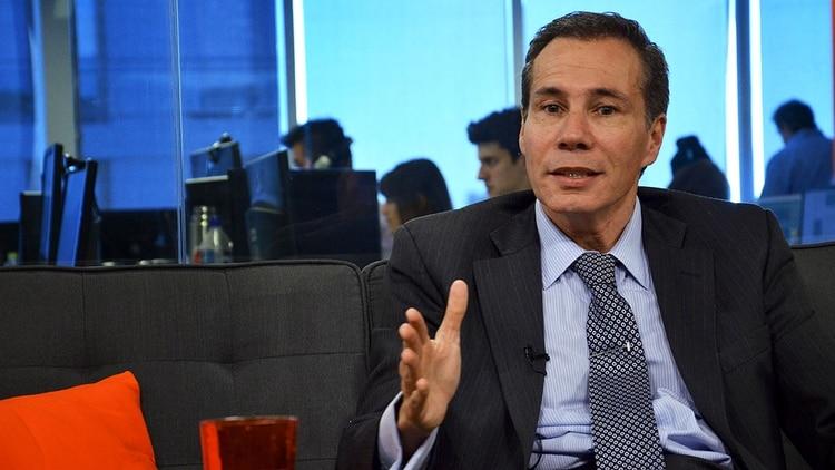 Alberto Nisman (Foto: Martín Rosenzveig)