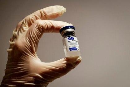Se trata del tercer cargamento con las dosis de la vacuna Sputnik V que llega al país