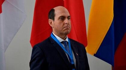 Andrés Parra encarna a Sergio Jadue en
