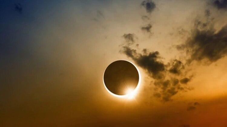 El eclipse pasará por San Juan, San Luis, Córdoba, Santa Fe y Buenos Aires, mientras que será parcial en gran parte de Argentina