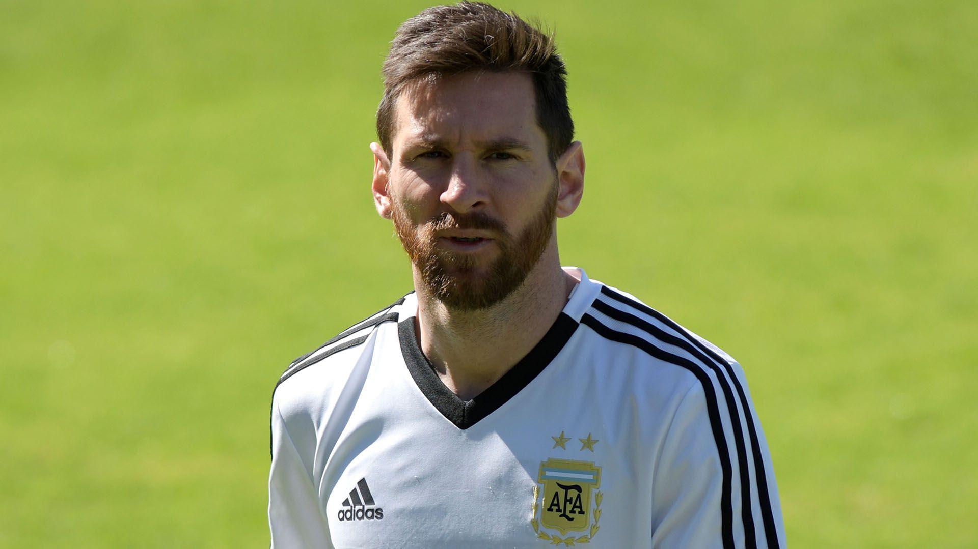 Lionel Messi, máximo goleador de la historia de la selección argentina (REUTERS/Washington Alves)