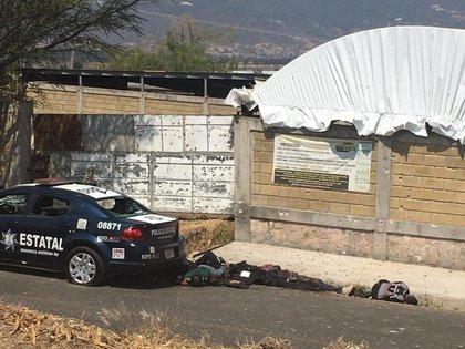 Tres oficiales murieron en una emboscada en Coatepec de  Harinas