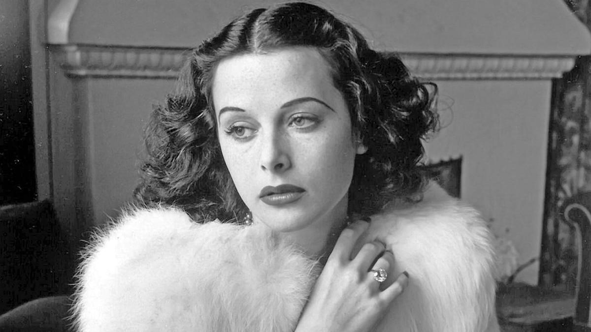 Resultado de imagen de Hedy Lamarr