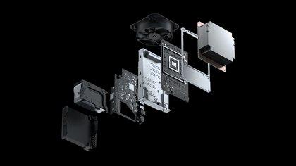 La Arquitectura Xbox Velocity es la base de la Xbox Series X (Foto: Xbox)