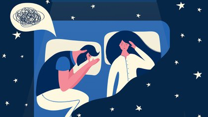 Para tener un cerebro sano y activo es muy importante dormir bien (Shutterstock)