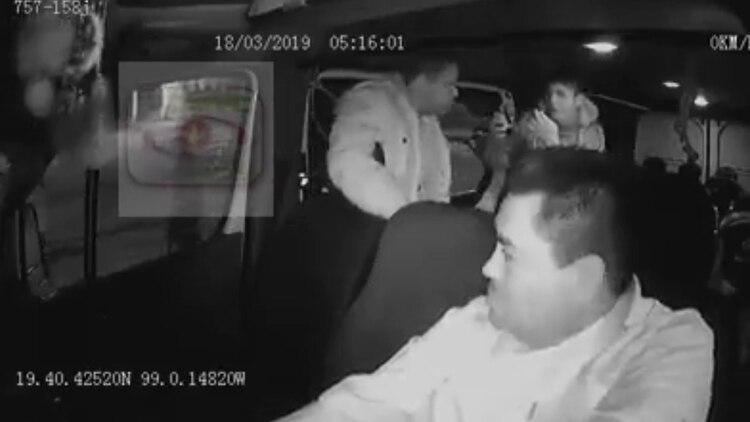 Los transportistas en el Estado de México han denunciado en múltiples ocasiones que son objeto de extorsiones por parte del crimen organizado (Foto: captura de pantalla)