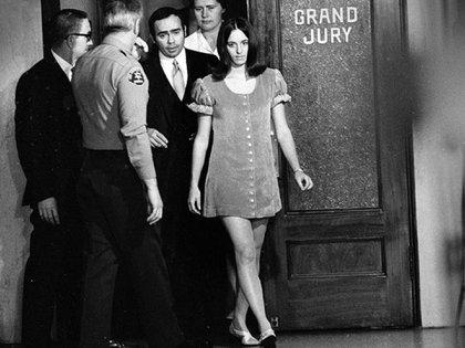 Susan Atkins, la joven del clan Manson que inspiró el personaje de Suzanne