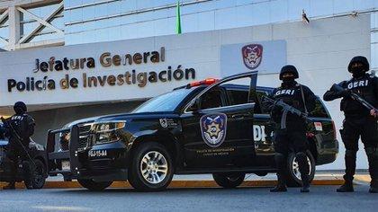 Policías de Investigación acudieron al predio en Iztapalapa y efectuaron las detenciones (Foto: Instagram@pdi_fiscaliacdmx)