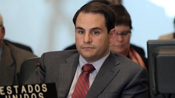 Carlos Trujillo, embajador de EEUU ante la OEA