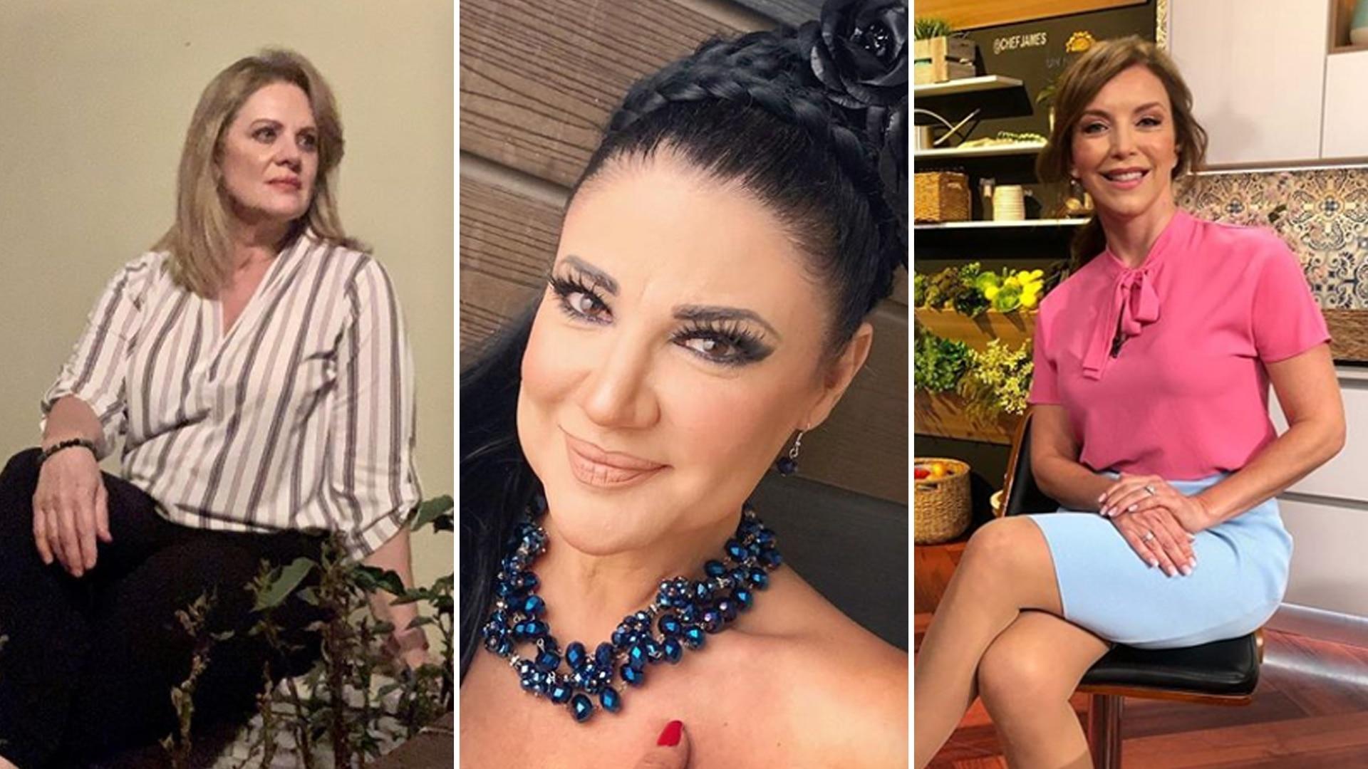 Ataques y acusaciones: el balance del disturbio entre Alejandra Ávalos, Erika Buenfil y Laura Flores