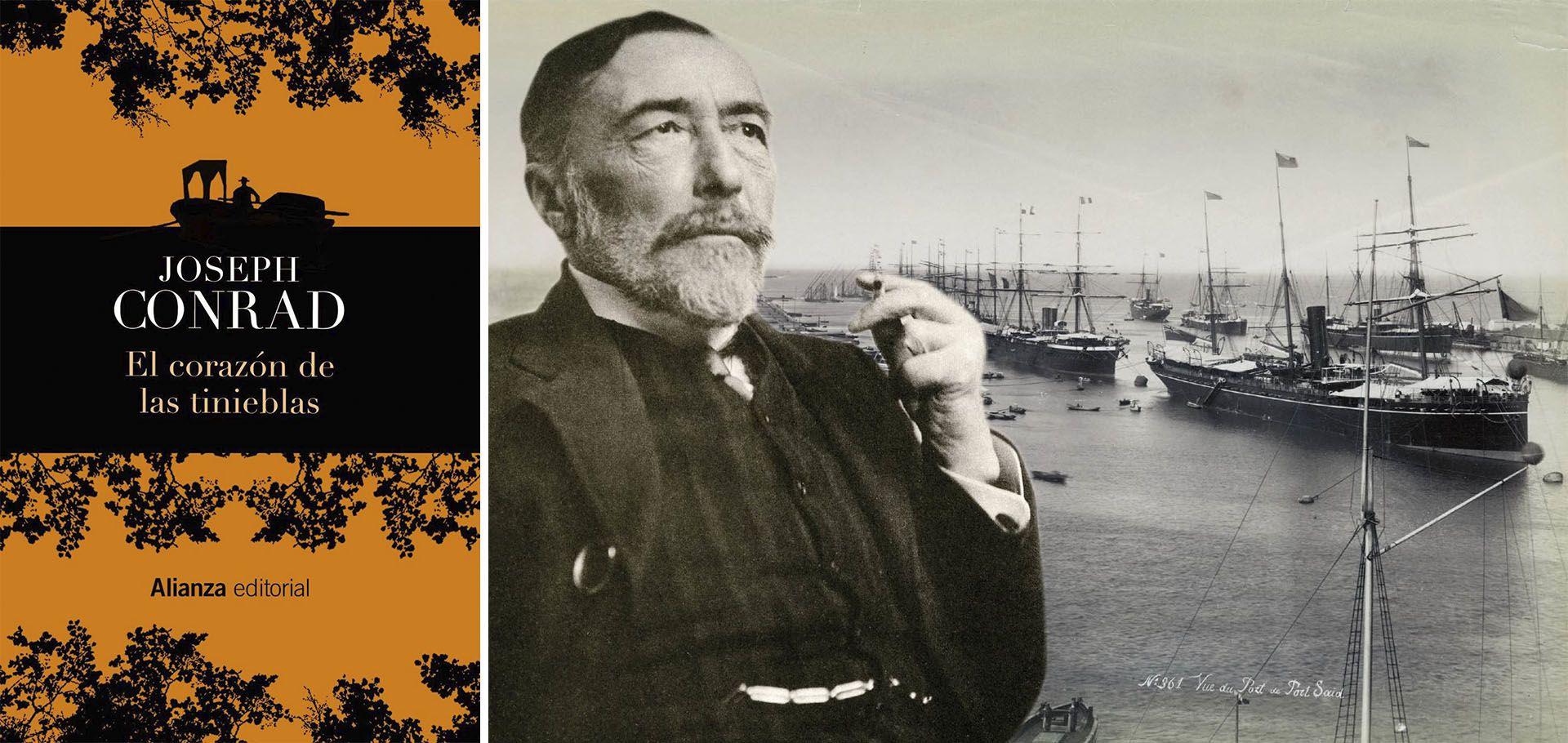 """Joseph Conrad y su """"El Corazón de las tinieblas"""""""