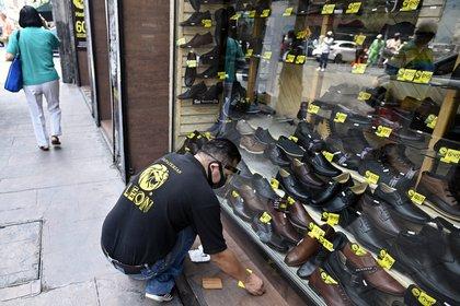 Habrá sanciones para los establecimientos que no cumplan. (Foto: AFP)