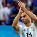 Argentino Javier Mascherano 30/06/2018 REUTERS/Carlos Garcia Rawlins