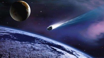El choque de 2009JF1 podría ser devastados, causando terremotos, tsunamis y erupciones volcánicas