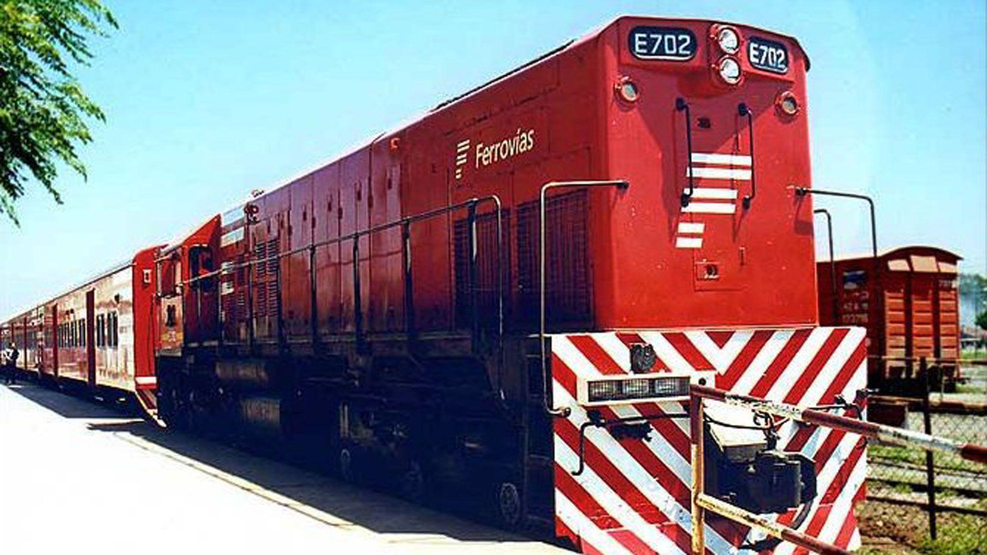 La empresa Ferrovías dejará de operar la línea Belgrano Norte