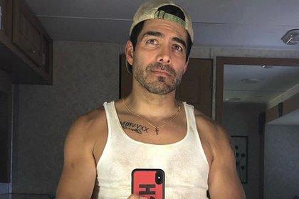 Omar Chaparro se contagió de COVID-19 hace unas semanas (IG: omarchaparro)