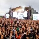 El público del Lollapalooza disfrutó los shows en el escenario Perry's