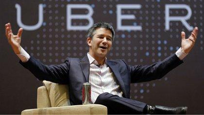 Travis Kalanick, el creador de Uber