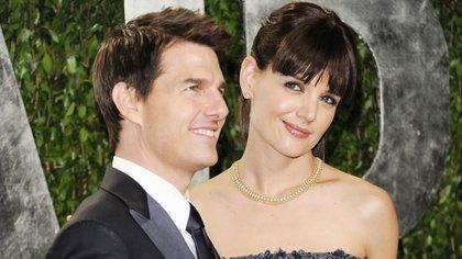 La solicitud de divorcio de Katie tomó por sorpresa a Cruise (AP)