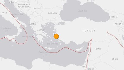 Pánico en Turquía, sismo de magnitud 7 grados sacude sus costas