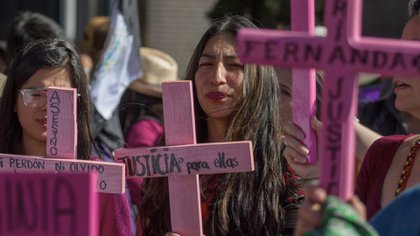 En México ocurren nueve feminicidios al día, de acuerdo con la ONU. (Foto: Cuartoscuro)