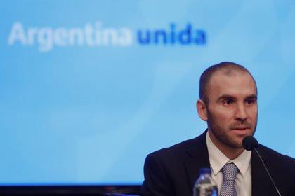 La inflación acumulada de abril pone presión a la meta de 29% anual que sostiene el Gobierno nacional. EFE/Juan Ignacio Roncoroni/Archivo