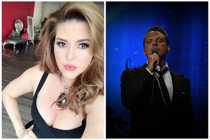 Alicia Machado comentó que su romance con Luis Miguel fue una hermosa etapa en su historial sentimental (Foto: Instagram)