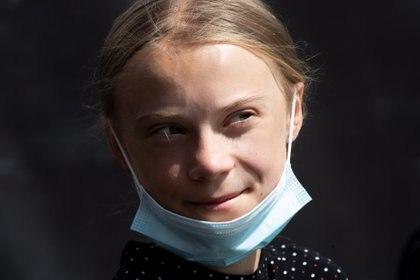 Greta Thunberg, la principal activista global contra la crisis climática. (Foto EFE)