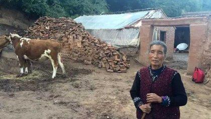 Cerca del 40% de la población china vive en áreas rurales, muchas de ellas en zonas montañosas de duro clima