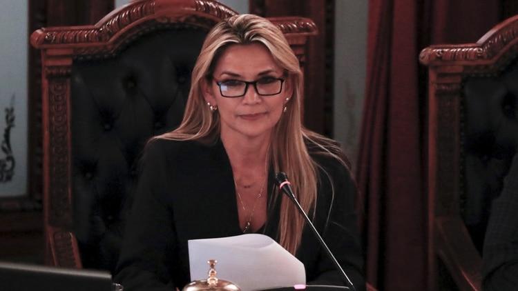 Jeanine Añez anuló el Decreto 4078