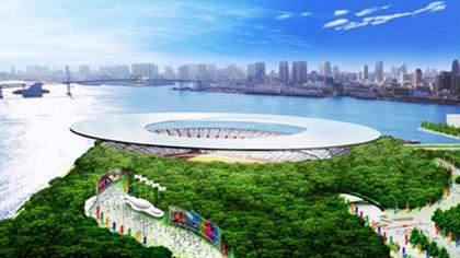 Una isla hecha de residuos, la solución que encontró un arquitecto para afrontar las toneladas de basura que se generan día a día