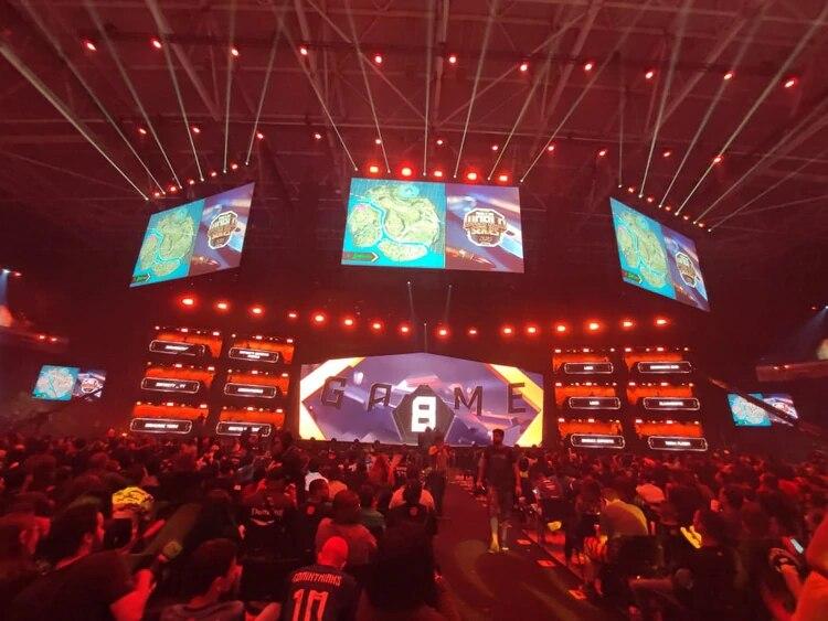 En 2019 se realizó en Río de Janeiro y el estadio fue una fiesta