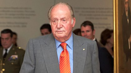El rey Juan Carlos (Foto: Getty Images)