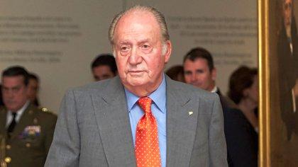 El rey Juan Carlos (Foto: Getty Images)