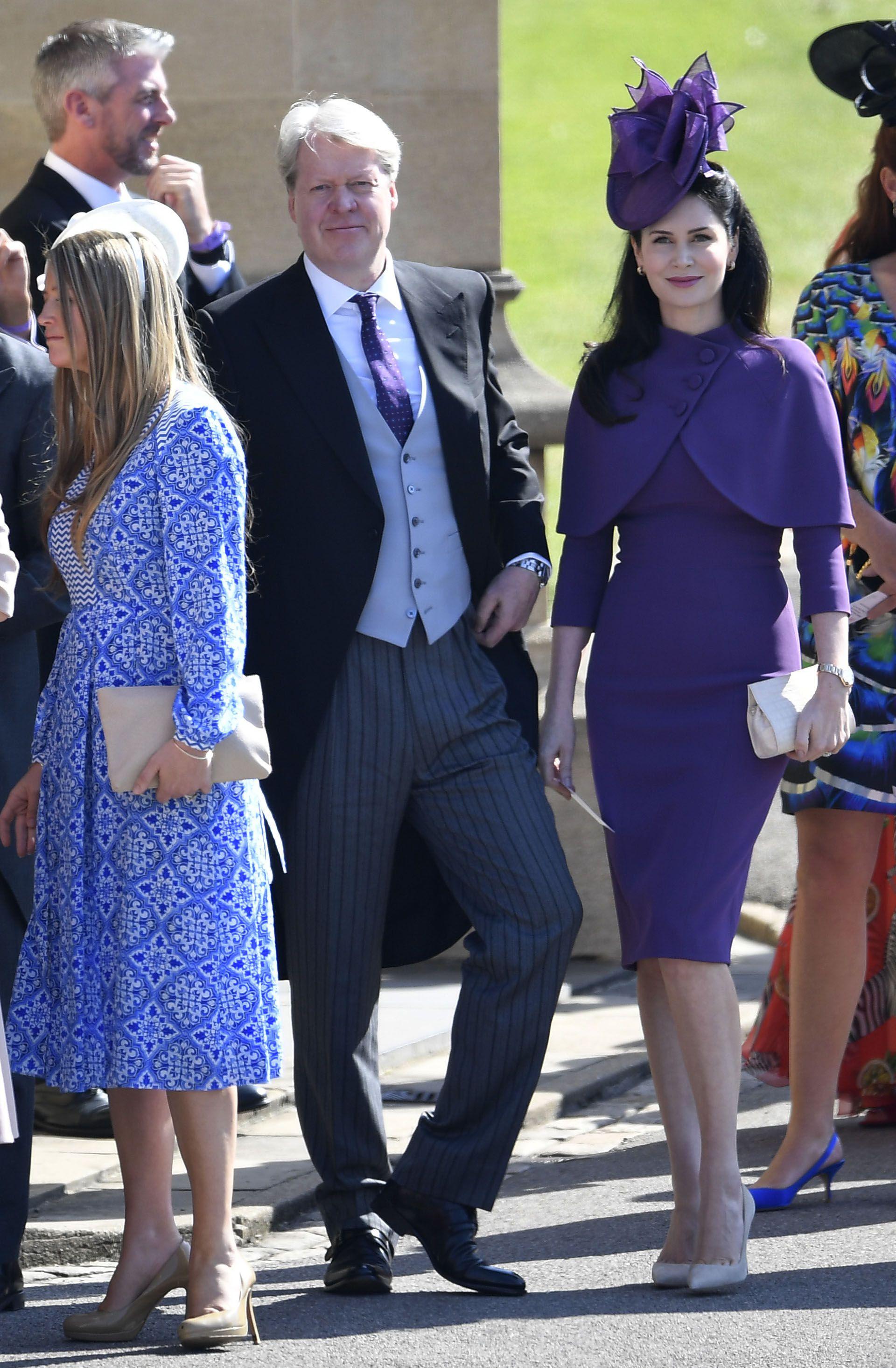 Charles Spencer, hermano de Lady Diana (AP)