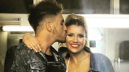 Fede Bal y Laurita Fernández