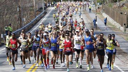 La de Boston es una de las maratones más destacadas del mundo, junto con las de Nueva York, Chicago, Tokio, Londres y Berlín