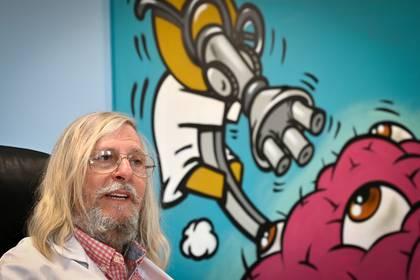 Raoult es uno de los principales defensores del uso de la hiroxicloroquina (GERARD JULIEN / AFP)
