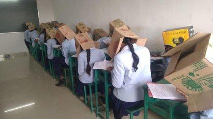 La decisión se tomó tras el aumento de los casos de trampas durante los exámenes